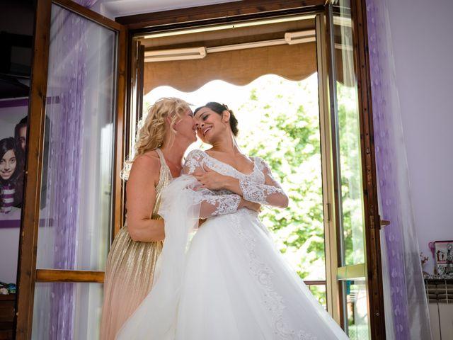 Il matrimonio di Michael e Melissa a Bergamo, Bergamo 12