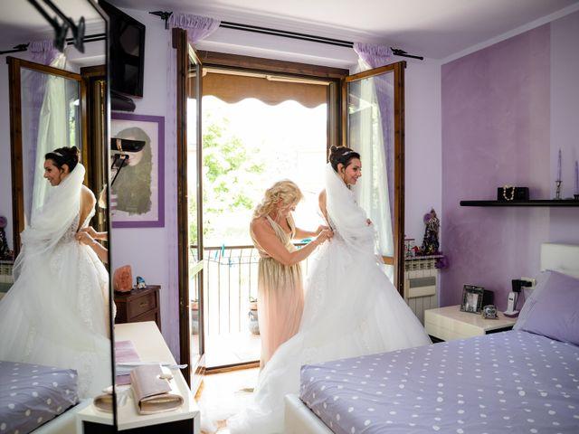 Il matrimonio di Michael e Melissa a Bergamo, Bergamo 13