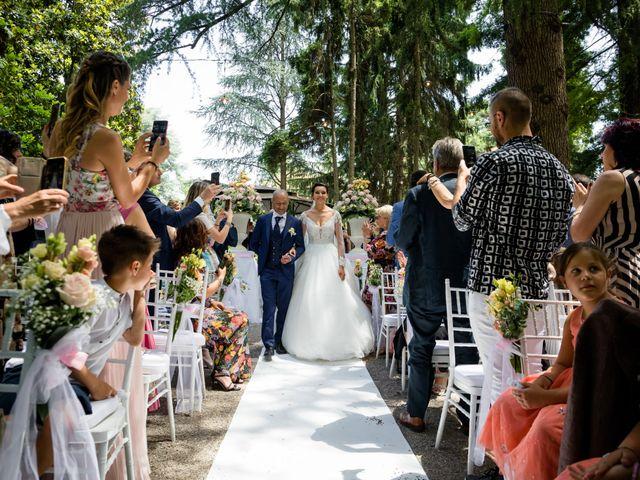 Il matrimonio di Michael e Melissa a Bergamo, Bergamo 23