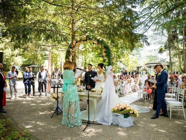 Il matrimonio di Michael e Melissa a Bergamo, Bergamo 25