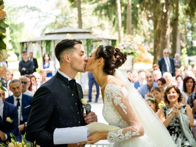 Il matrimonio di Michael e Melissa a Bergamo, Bergamo 28