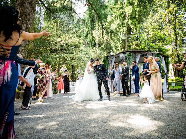 Il matrimonio di Michael e Melissa a Bergamo, Bergamo 29
