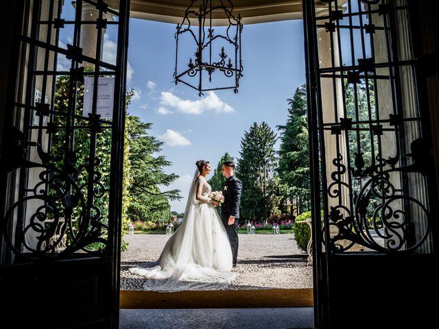 Il matrimonio di Michael e Melissa a Bergamo, Bergamo 31
