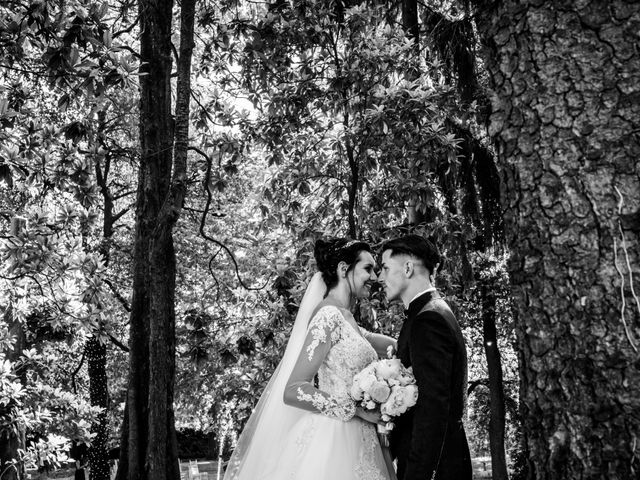 Il matrimonio di Michael e Melissa a Bergamo, Bergamo 32