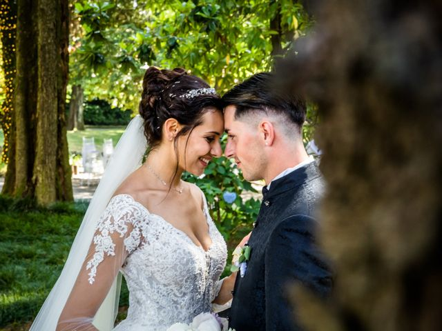 Il matrimonio di Michael e Melissa a Bergamo, Bergamo 33