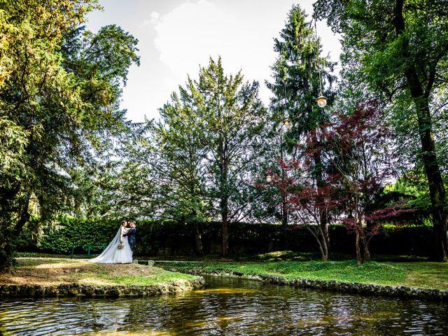 Il matrimonio di Michael e Melissa a Bergamo, Bergamo 36