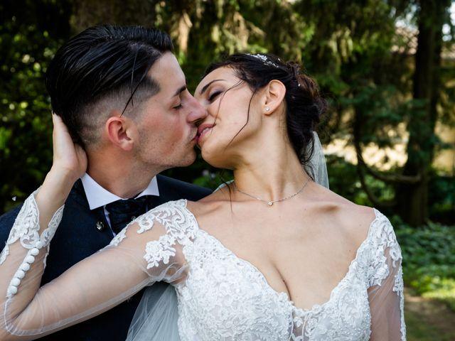 Il matrimonio di Michael e Melissa a Bergamo, Bergamo 38