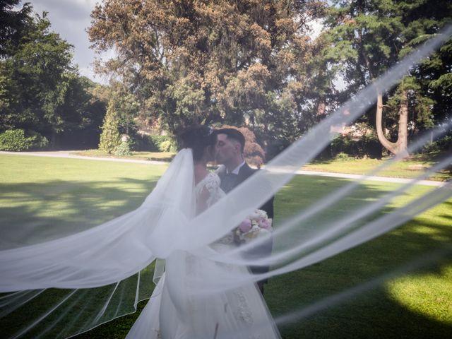 Il matrimonio di Michael e Melissa a Bergamo, Bergamo 39