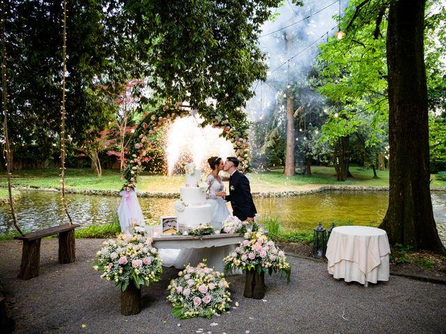 Il matrimonio di Michael e Melissa a Bergamo, Bergamo 40