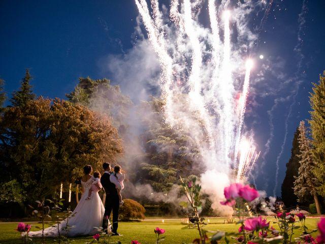 Le nozze di Melissa e Michael