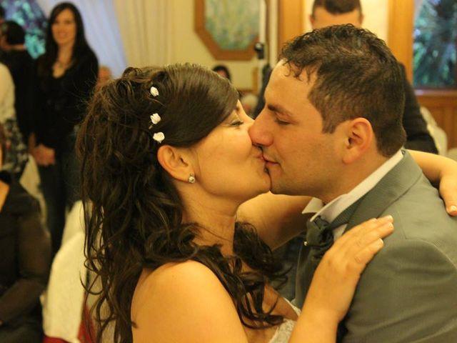 Le nozze di Calogero e Monica