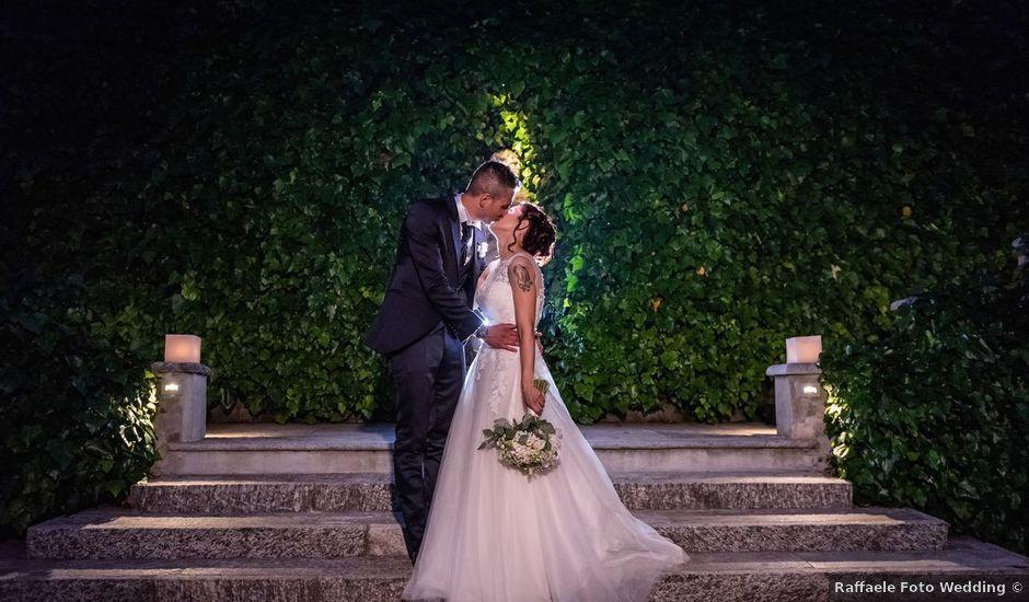 Il matrimonio di Gabriele e Elisa a Bardello, Varese