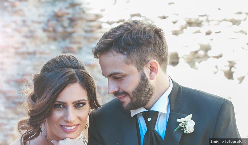 Il matrimonio di Ciro e Anna a Casavatore, Napoli