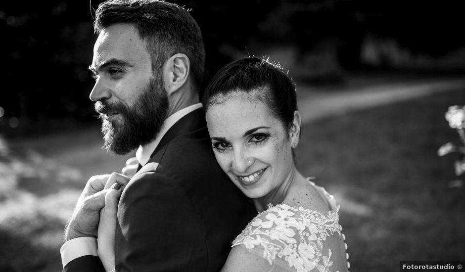 Il matrimonio di Federico e Daria a Imbersago, Lecco