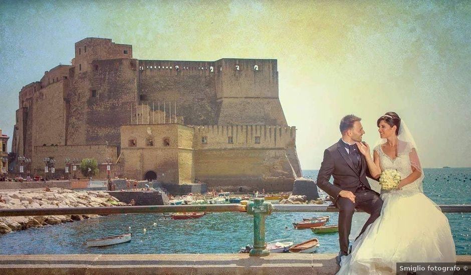 Il matrimonio di Tommaso e Maria Rosaria a Casoria, Napoli