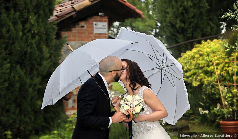 Il matrimonio di Andrea e Patrizia a Verrua Savoia, Torino