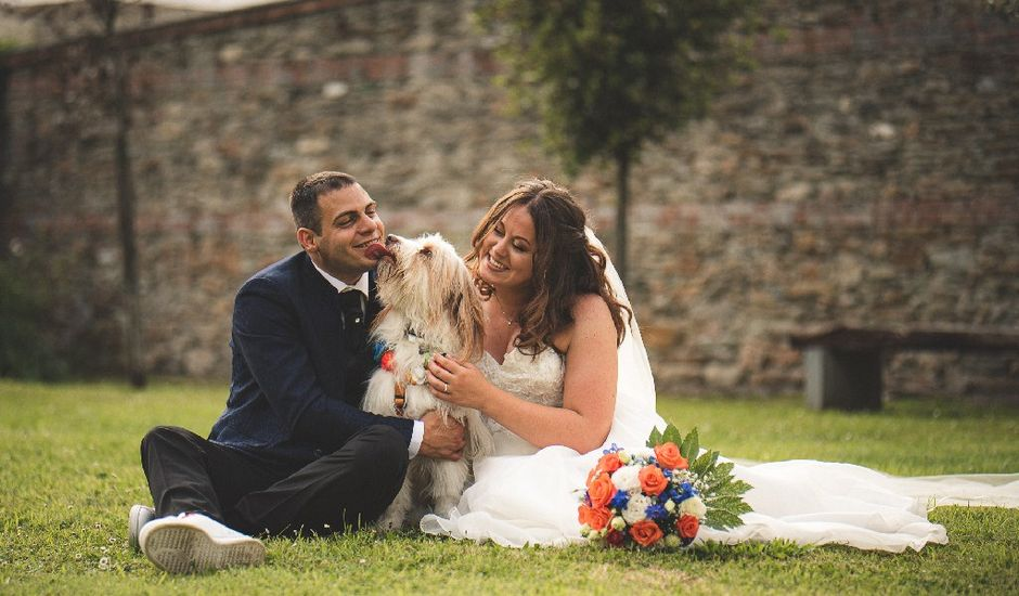 Il matrimonio di Matteo  e Arianna  a Carrara, Massa Carrara