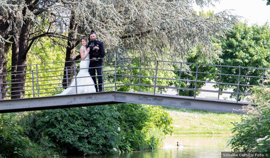 Il matrimonio di Christian e Erika a Agrate Brianza, Monza e Brianza