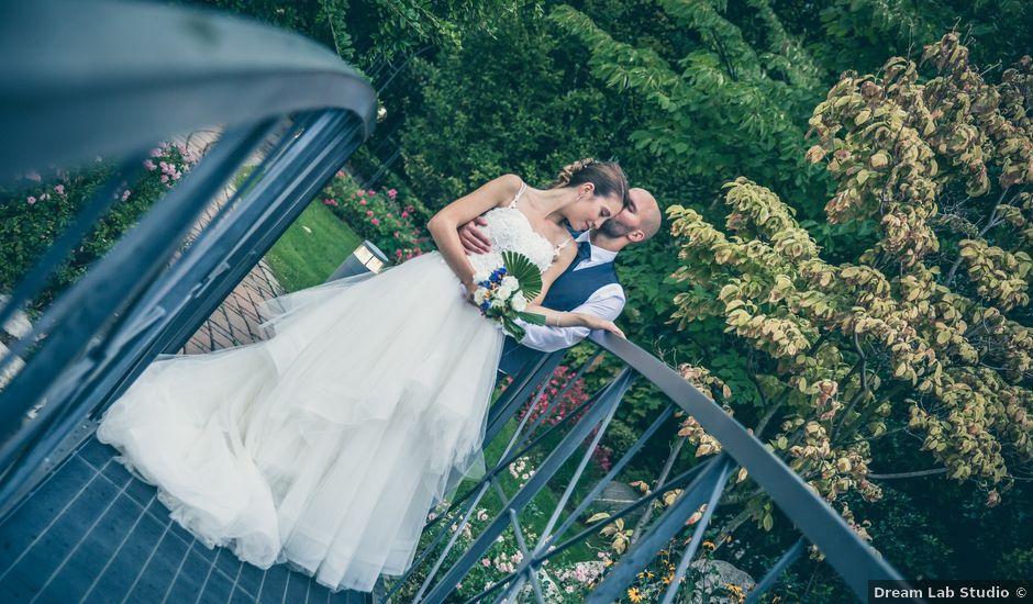 Il matrimonio di Rocco e Valentina a Gallarate, Varese