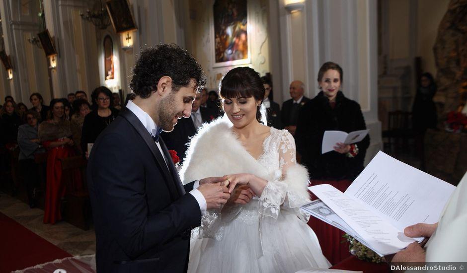 Il matrimonio di Pietro e Maria Francesca a Lauria, Potenza
