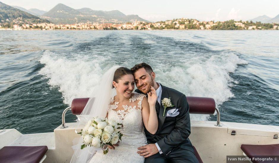 Il matrimonio di Ludovico e Alice a Verbania, Verbania