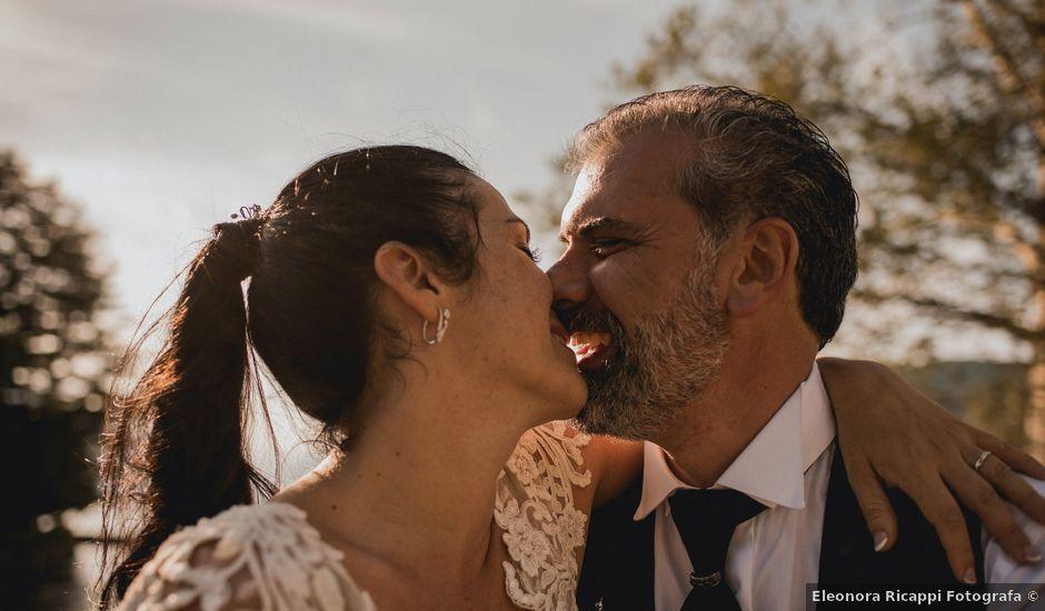 Il matrimonio di Giuseppe e Sandrine a Stresa, Verbania