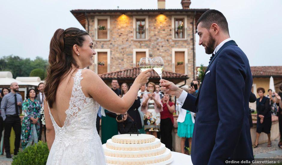 Il matrimonio di Damiano e Erika a Almenno San Salvatore, Bergamo
