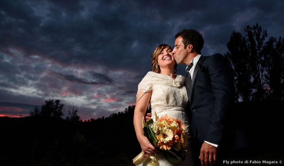 Il matrimonio di Leonardo e Sara a Bucine, Arezzo
