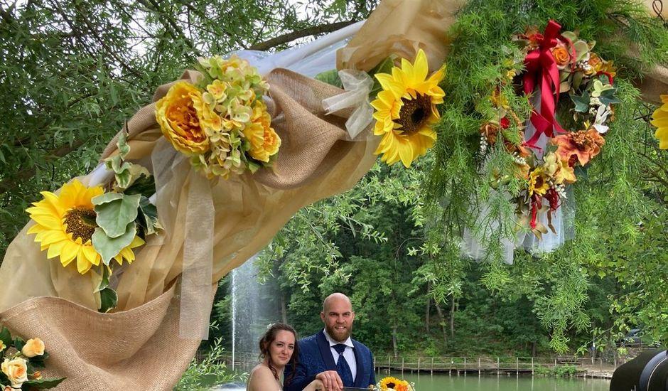 Il matrimonio di Luana e Andrea a Vezzano sul Crostolo, Reggio Emilia