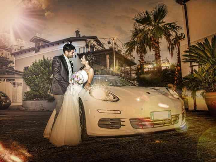 Le nozze di Monica e Amedeo