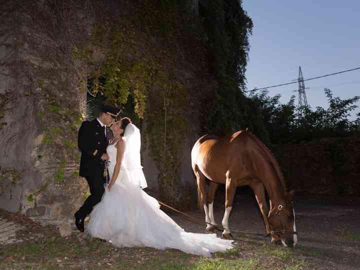 le nozze di Veronica e Danele