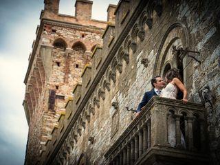 Le nozze di Elyse e Ryan