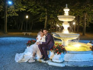 Le nozze di Antonella e Davor
