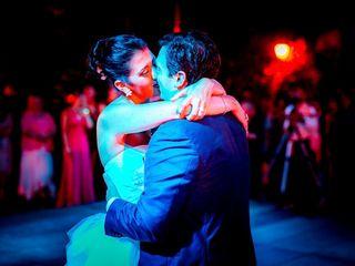 Le nozze di Marjorie e Chris