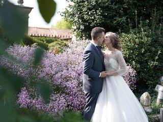 Le nozze di Veronica e Roberto