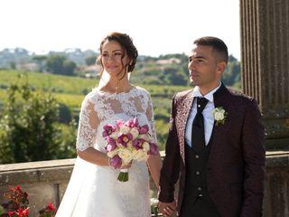 Le nozze di David e Debora 3