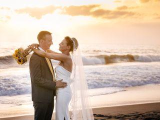 Le nozze di Mara e Jeremy