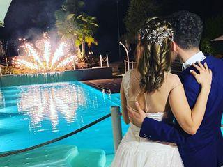 Le nozze di Vittorio e Tiziana