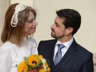 Le nozze di Stefano e Laura