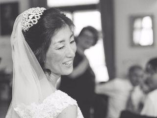 Le nozze di Hiroko e Francesco 2