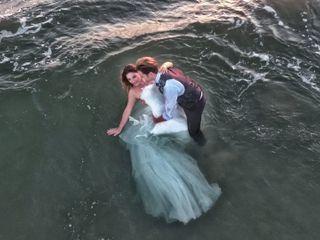 Le nozze di Denis e Ivan