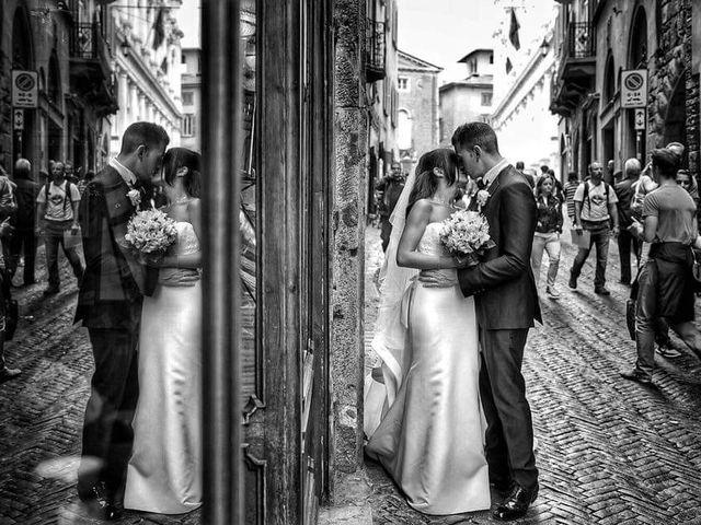 Le nozze di Ester e Magdi