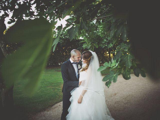 Le nozze di Francesca e Emiliano
