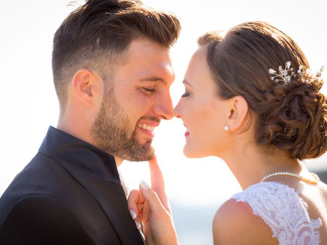 Il matrimonio di Angelo e Gessica a Pozzuoli, Napoli 1