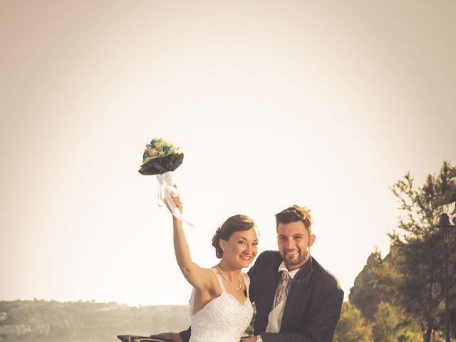 Il matrimonio di Angelo e Gessica a Pozzuoli, Napoli 2