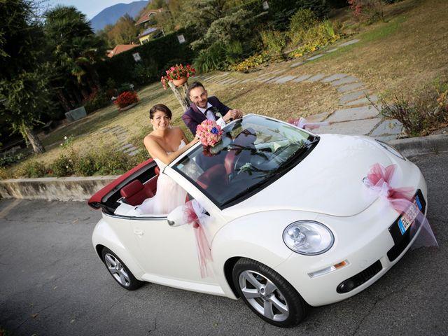 Il matrimonio di Davor e Antonella a Buttigliera Alta, Torino 50