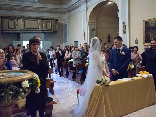 Il matrimonio di Andrea e Mariarosa a Pozzolengo, Brescia 1