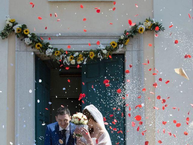 Il matrimonio di Andrea e Mariarosa a Pozzolengo, Brescia 6