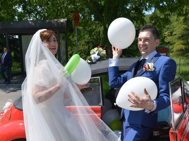 Il matrimonio di Andrea e Mariarosa a Pozzolengo, Brescia 7