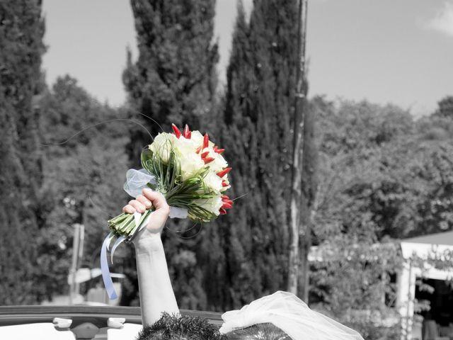 Il matrimonio di Andrea e Mariarosa a Pozzolengo, Brescia 8